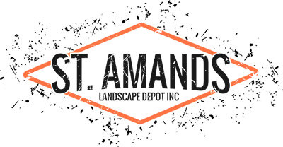 St. Amands Landscape Depot Logo