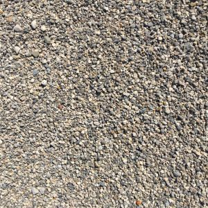 "1/4"" PEA GRAVEL - DECORATIVE STONE -"