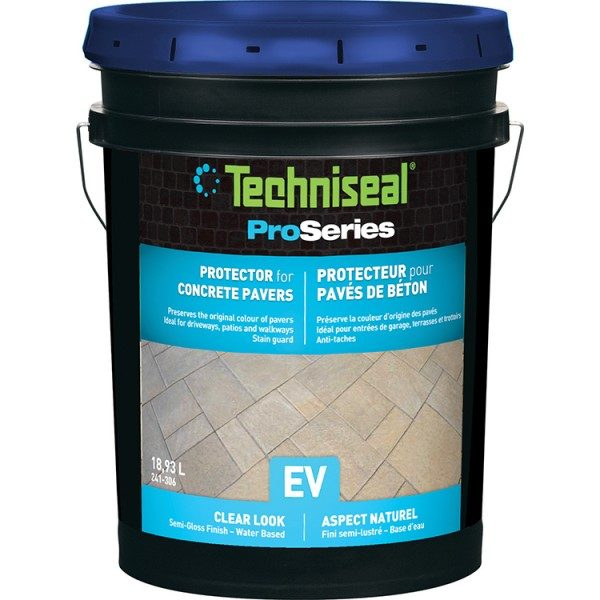 TECHNISEAL EV PROTECTIVE (NATURAL LOOK) - HARDSCAPE PRODUCTS - PROTECTIVE SEALANTS