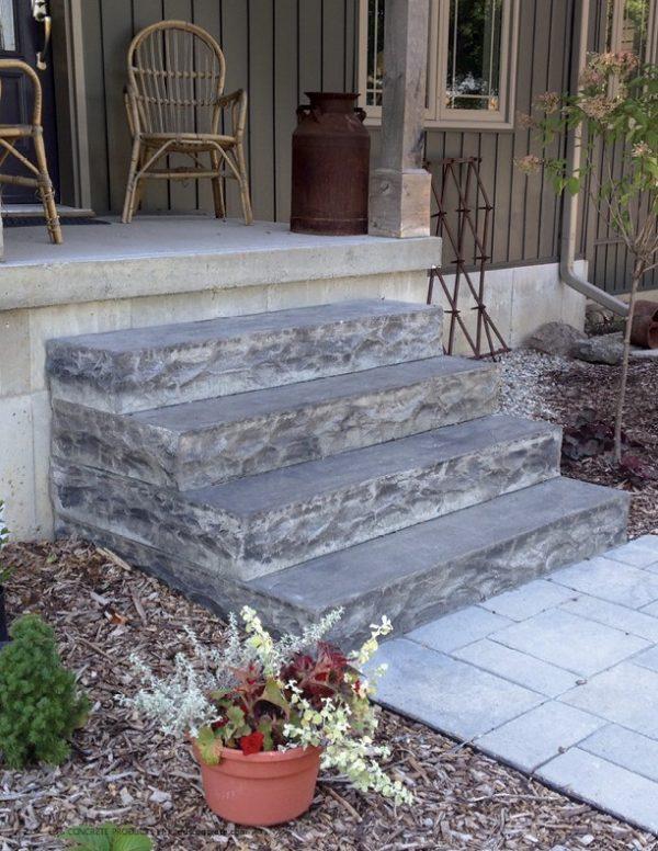 CHISEL STEPS - STEPS -