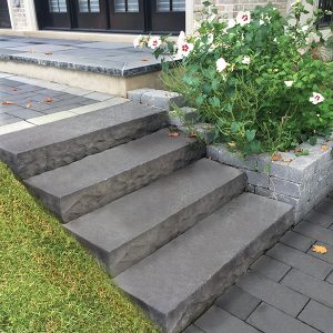 BEST WAY STONE STEPS