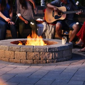 PALLADIO ANTICO FIRE PIT KIT - FIRE PITS & MORE - FIRE PIT KIT