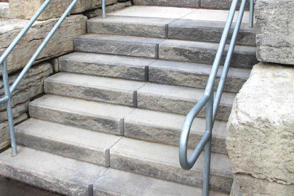 RIDGE STEP - STEPS -
