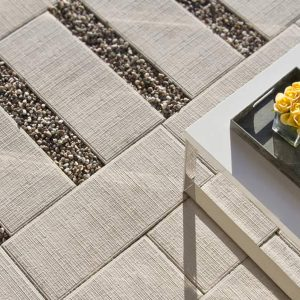 BASKETWEAVE - PAVERS & SLABS - SLABS