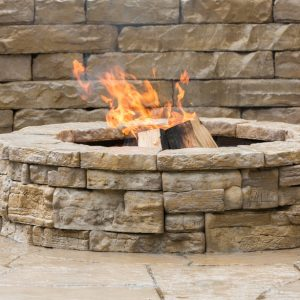 BELVEDERE FIRE PIT KIT - FIRE PITS & MORE - FIRE PIT KIT