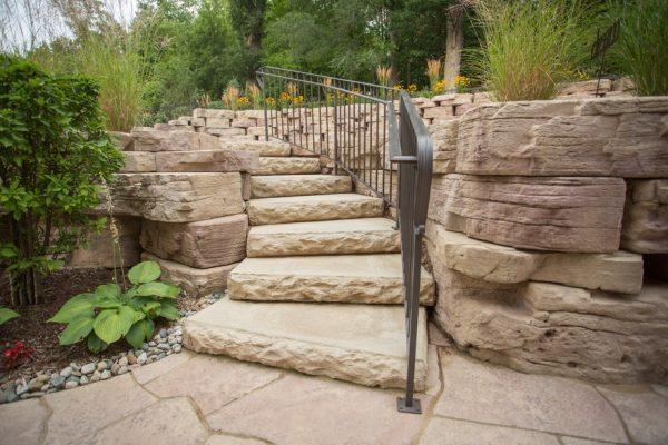 ROSETTA DIMENSIONAL STEP - STEPS -