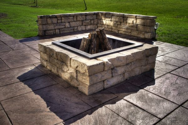 DIMENSIONAL FIRE PIT KIT - FIRE PITS & MORE - FIRE PIT KIT