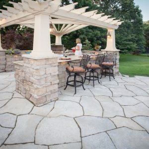 GRAND FLAGSTONE - PAVERS & SLABS - SLABS