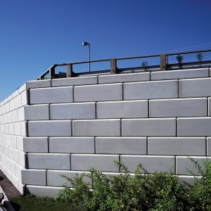 LANDMARK - WALLS - LARGE RETAINING WALL SYSTEMS