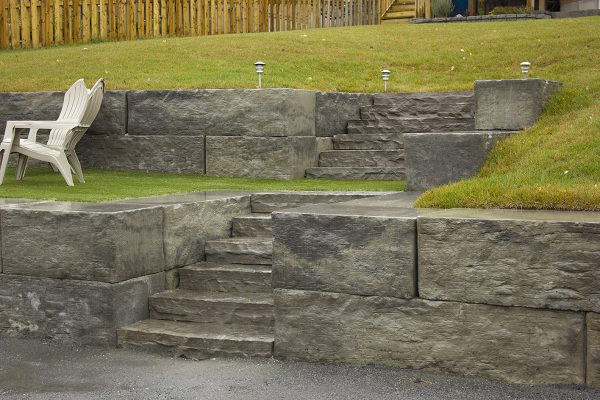 NORTHFACE - WALLS - LARGE RETAINING WALLS