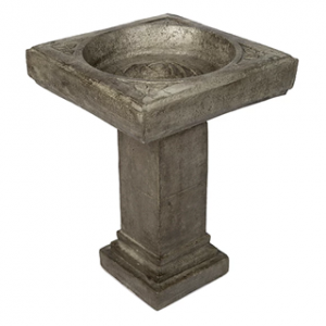 BIRD BATHS | FOUNTAINS | PEDESTALS | TABLES