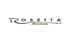 ROSETTA BY BROWN'S
